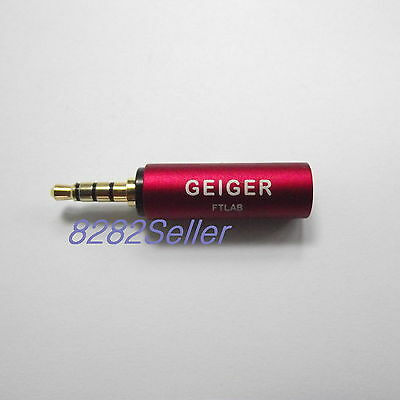 Smart Geiger Counter Sensor Nuclear Radiation Gamma X-ray Detector Portable free