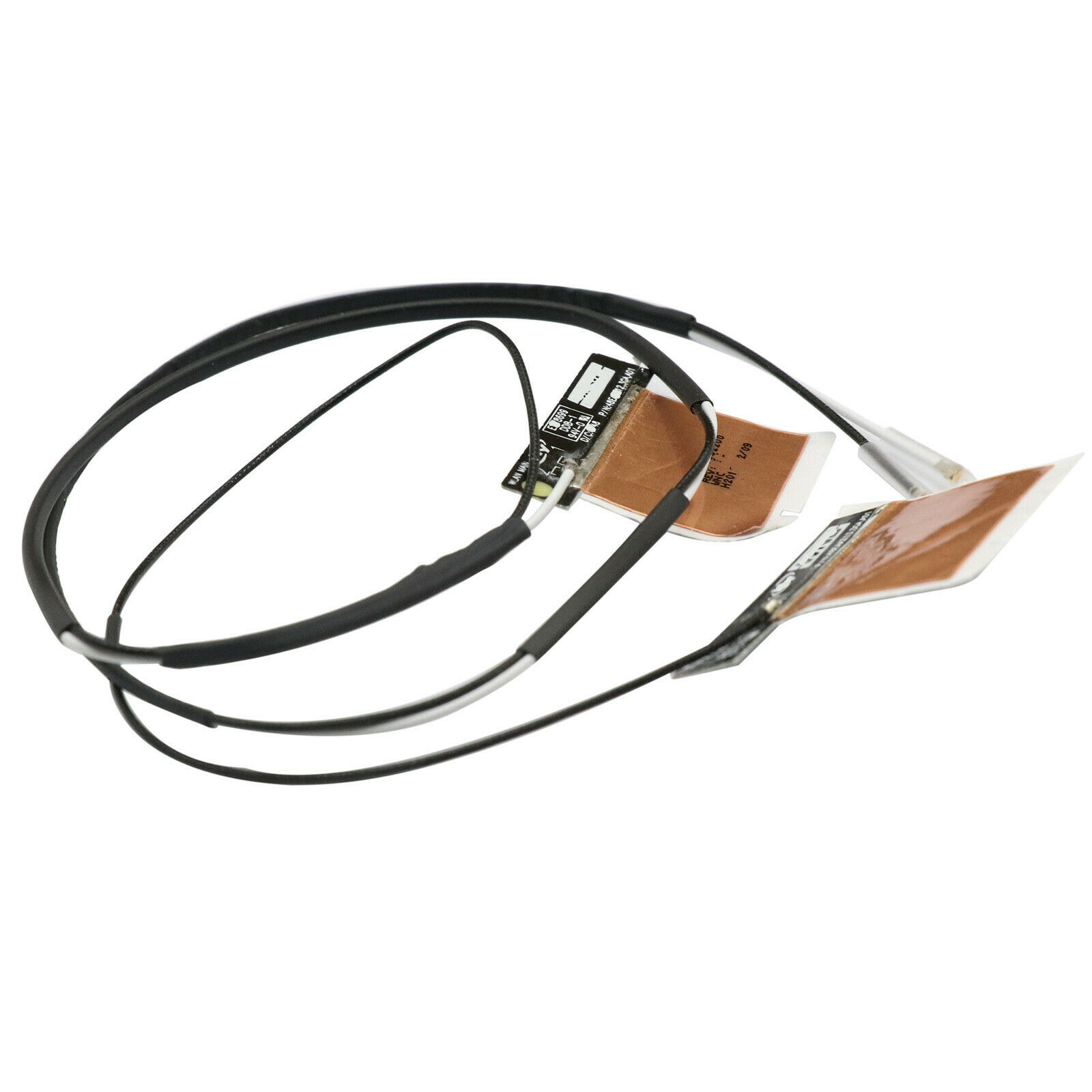 Dell Wireless Wifi Antenna Cable 15p 7000 5577 5576 7557 7559 48EAAZ12.3GA FTUK.