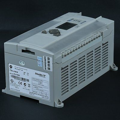 Used 1766-l32bxb 1766l32bxb Micrologix 1400 Series B Tested Fully
