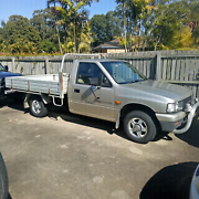 HOLDEN RODEO ALLOY TRAY BACK UTE  5speed man. 4cyl. 2.6Ltr. Kallangur Pine Rivers Area Preview