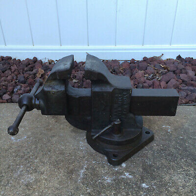 Vintage Athol Machinists Vise 624-12 Local Pickup Only