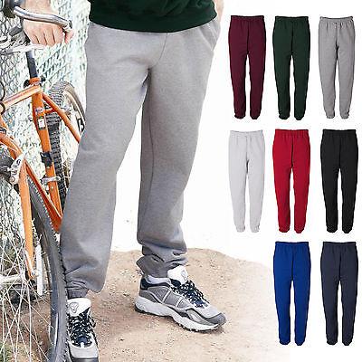 - JERZEES Mens Size S-2XL 3XL 4850MP Heavy Nu Blend Pocket Sweatpants 4850p 50/50