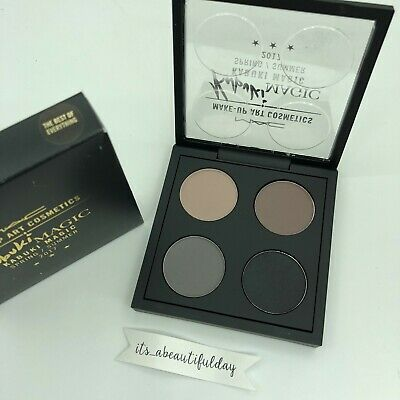 MAC Eye Shadow Quad KABUKI MAGIC THE BEST OF EVERYTHING New in (The Best Mac Eyeshadows)