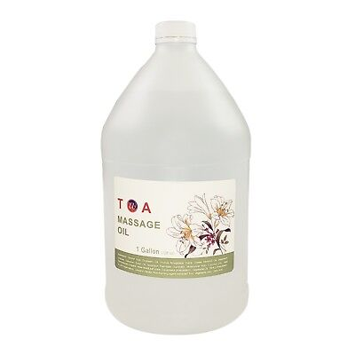 Therapeutic Hydrating Natural Body Spa Massage Oil Unscented Bottle 1 (Hydrating Massage)