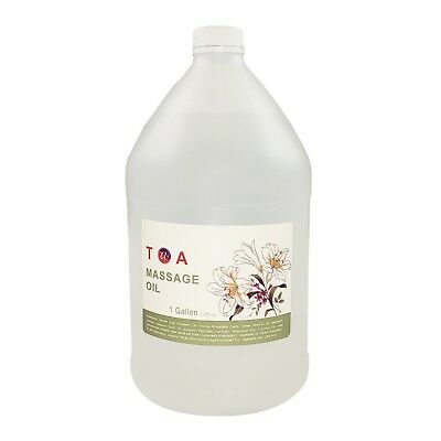 Soothing Hydrating Natural Body Spa Massage Oil Unscented Bo