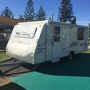2008 Jayco Discovery Bunk Family Caravan Mount Colah Hornsby Area Preview