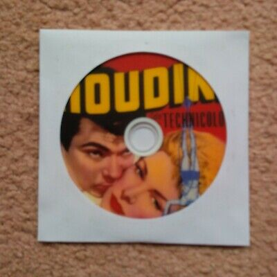 Houdini (1953)  starring Tony Curtis and Janet Leigh
