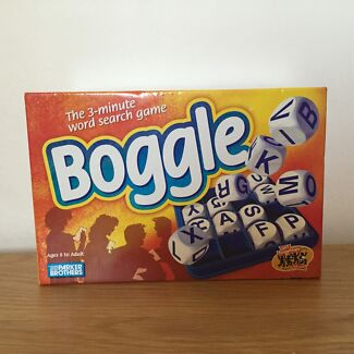 Boggle (word search game) Carlingford The Hills District Preview