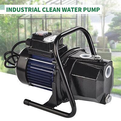 1200w 1 Shallow Well Water Booster Pump Home Garden Irrigation 1000gph