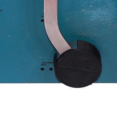 Tektronix 465 465b 475 475a Hinge Caps Replaces 200-0602-00 - Set Of 2