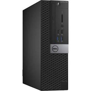 Dell OptiPlex 7040 SFF PC i5-6500 256GB SSD 8GB Windows 7/10 Pro