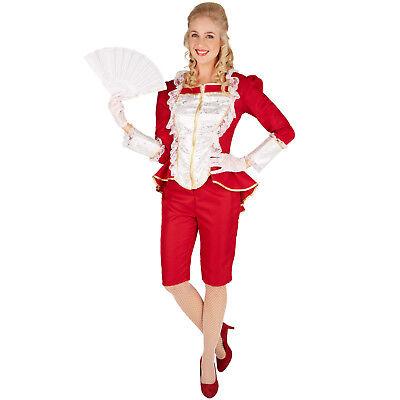Frauenkostüm Freifrau Barock Rokoko Comtesse Marquis Pirat Renaissance - Piraten Kostüm Frauen