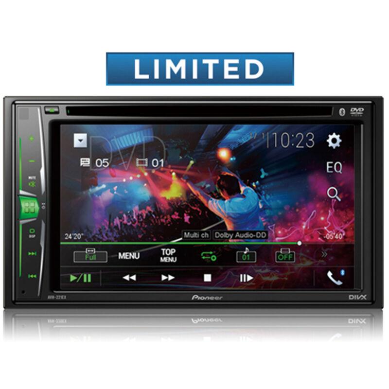"""Refurbished Pioneer AVH-221EX 6.2"""" DVD Multimedia Receiver"""