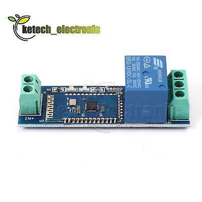 12v Bluetooth Relay Remote Control Switch Iot Wireless Module New Quality L2ke