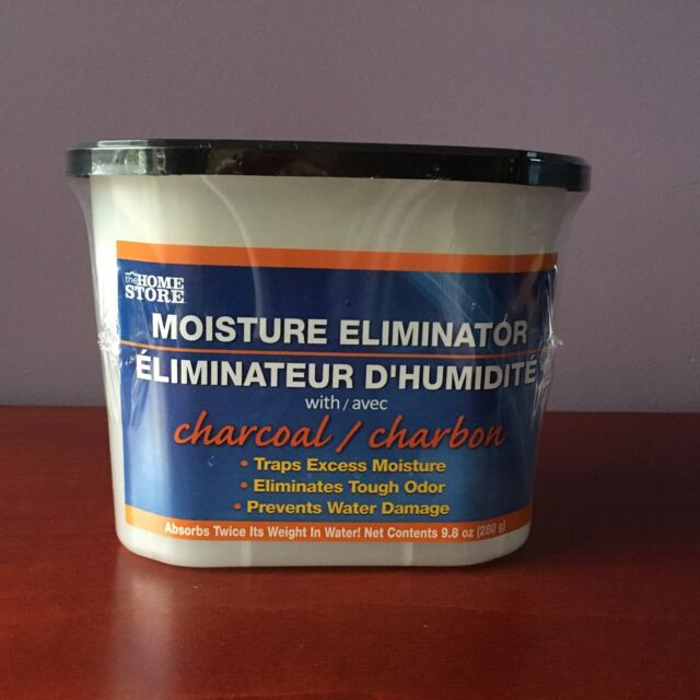 Home Store Moisture Eliminator With Charcoal NEW