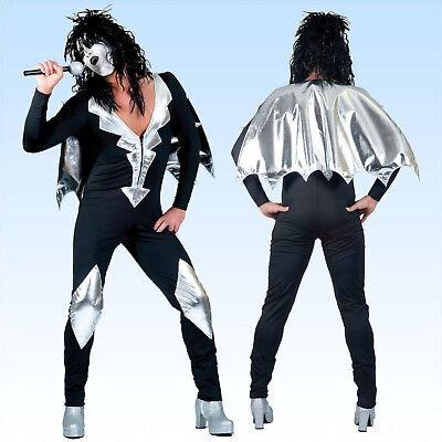 Kostüm Rockstar Gr. 56/58 VIP Rocker Musiker Star - Rocker Kostüm