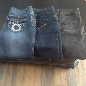 Lady's penningtons jeans