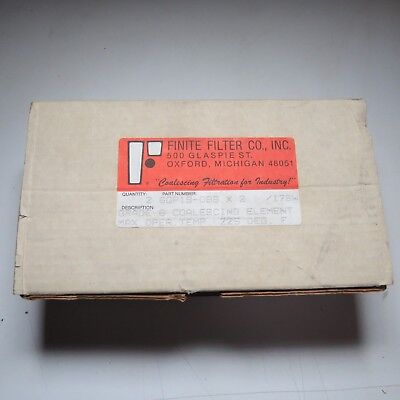 New Finite Filter Co. 60p19-098 2 Pack