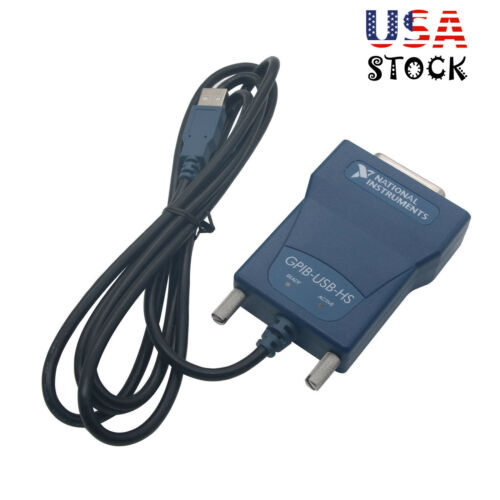 GPIB Data Interface Adapter IEEE 488 National Instrumens NI GPIB-USB-HS  #US