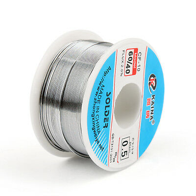 0.5mm 100g 6040 Rosin Core Tin Lead Solder Wire Soldering Welding Flux 2.0 Ue