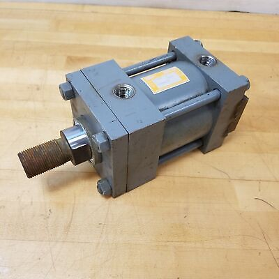 Miller 50r2n 4 Bore 2 Stroke Hydraulic Cylinder. Psi-3000 - Used