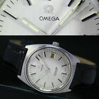 Faux Leather Band Watches OMEGA