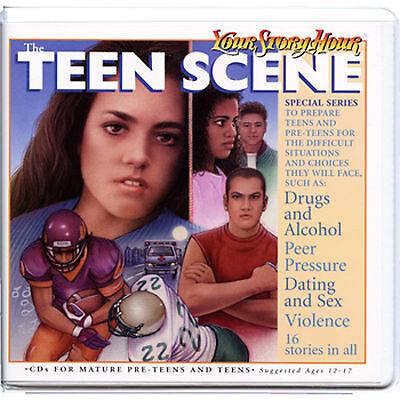 NEW! Your Story Hour - The Teen Scene   Audio Drama CD Album   RADIO Adventures
