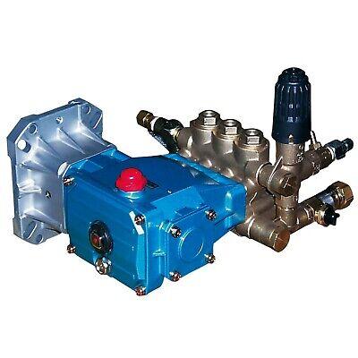 Cat 66dx35g1i Pressure Washer Pump- 4000 Psi - 3.5 Gpm - 11 To 13 Hp - 1 Shaft
