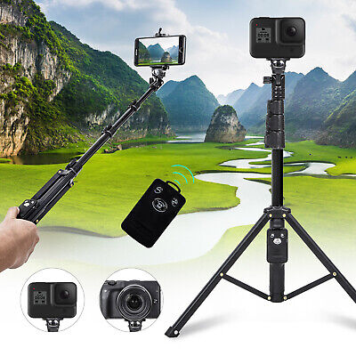 3 in 1 Extendable Selfie Stick Monopod Tripod Bluetooth Remo