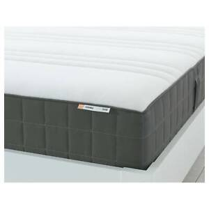 Ikea Queen Size Pocket Sprung mattress HOVAG