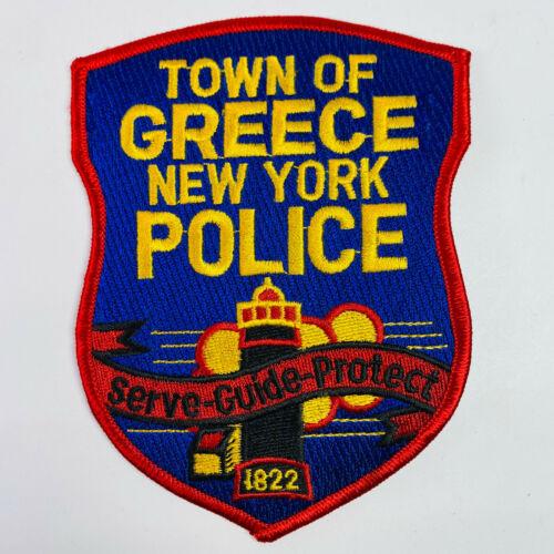 Greece Police Monroe County New York NY Patch (A6)