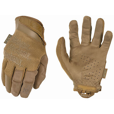 Mechanix Specialty 0.5mm Tactical Gloves Coyote Medium MSD-72-009