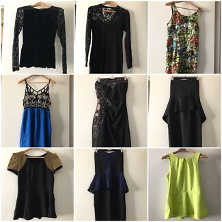 Ladies Clothing Size 10 $40 THE LOT