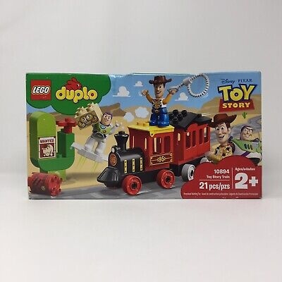 LEGO DUPLO Disney Pixar Toy Story Train 10894 Building Blocks (21 Piece)
