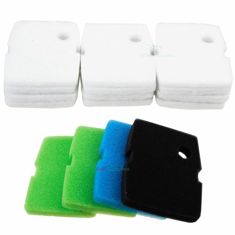 AQUANEAT® Replacement Canister Filter Pads Compatible to Cascade 1200/1500 Foam