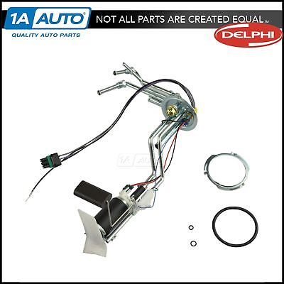 Delphi HP10001 Electric Fuel Pump & Sending Unit Assembly for GM Truck Brand New