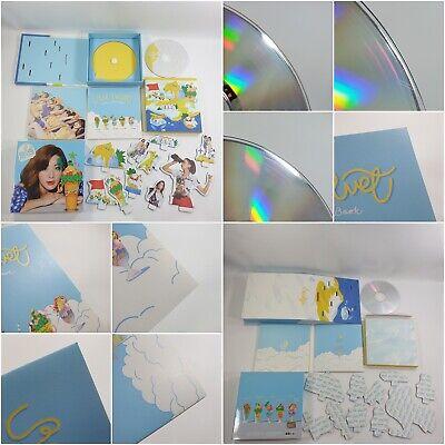 Red Velvet Mini Album Summer Magic Seulgi CD Booklet [NO Photocard] KPOP Limited