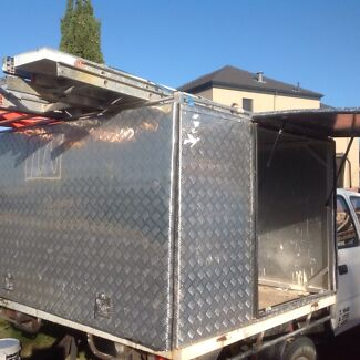 Tradies Ute Canopy Iluka Clarence Valley Preview