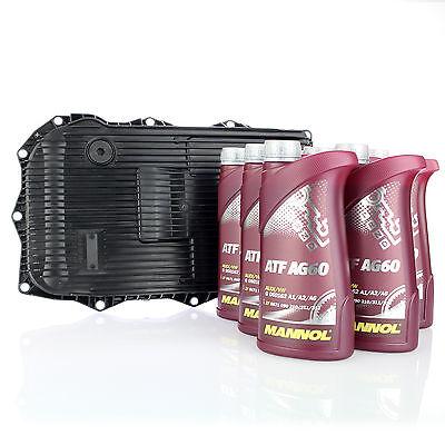 Hydraulikfilter + 8L Getriebeöl Service Set Automatikgetriebe für BMW 1 3 X5 X6 online kaufen
