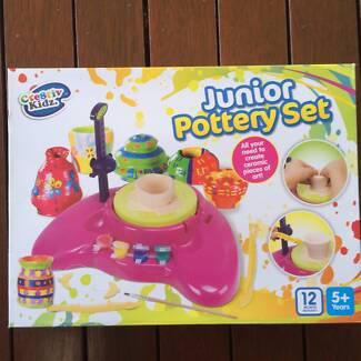 Cre8Tiv Kidz Junior Pottery Kit