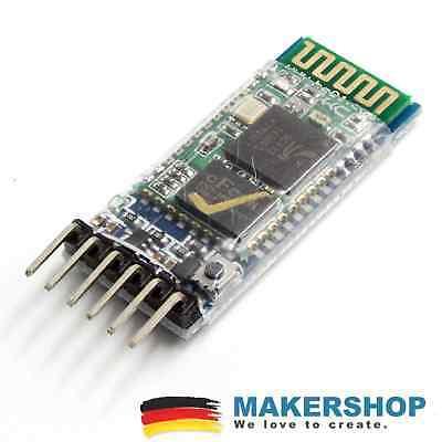 - Button (HC-05 6-Pin USB Bluetooth Modul Button Master/Slave Arduino Raspberry Pi)