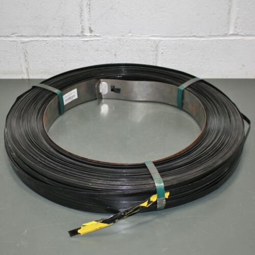 "Low Carbon Steel Strapping 52YU46, 1/2"" W x 3665"