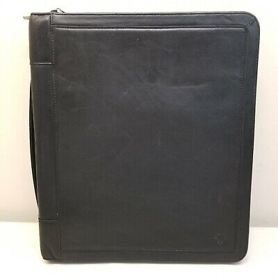 Franklin Covey Monarch Planner Binder Portfolio 3 Rings Handle