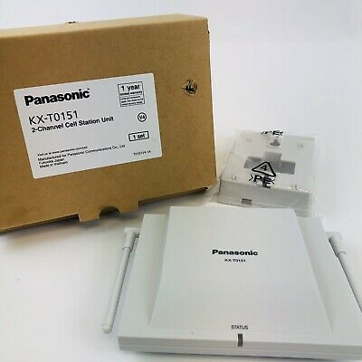 Panasonic Kx-t0151 2 Channel Cell Station