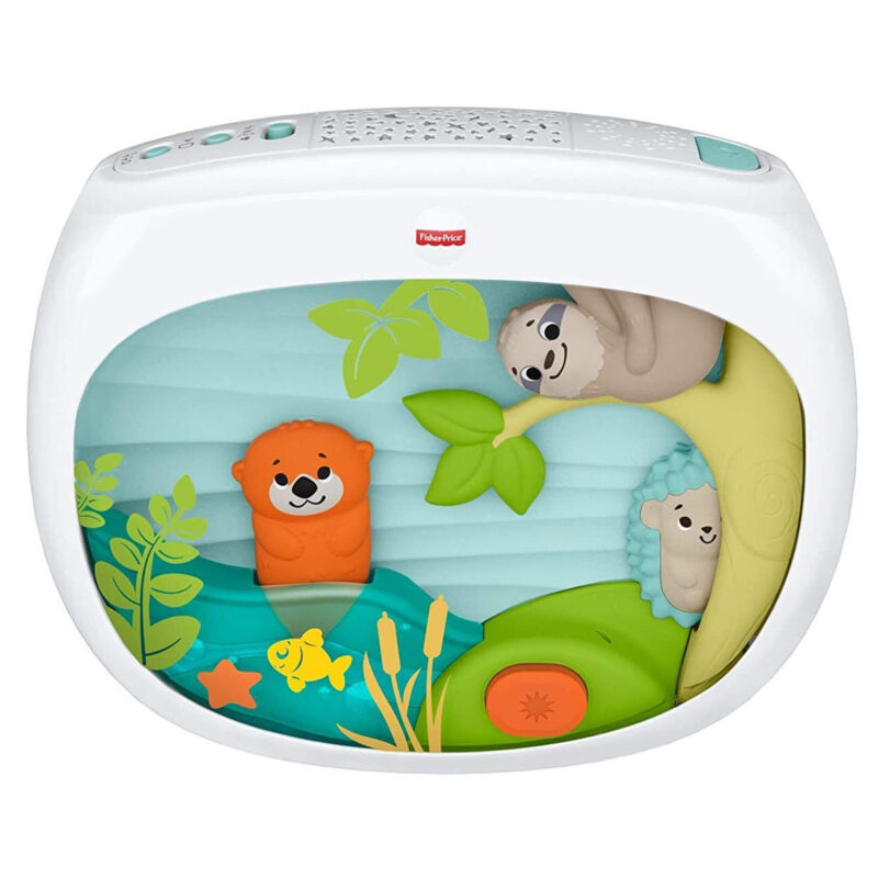 Fisher Price Settle & Sleep Star Projection Soother w/ Music, Light, & Motion