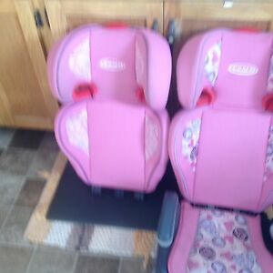 GRACO. Booster car seat