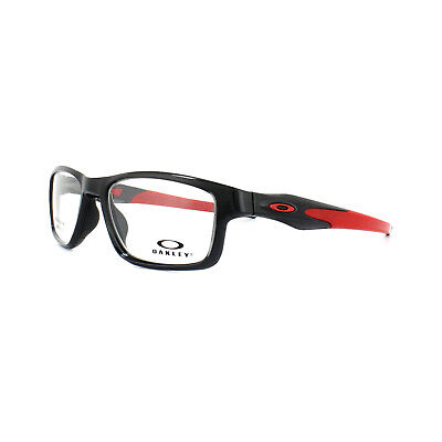 Oakley Glasses Frames Crosslink Trubridge OX8090-03 Polished Black Ink