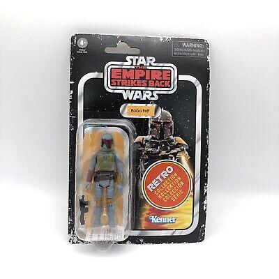"2020 Hasbro Star Wars Retro Collection Boba Fett 3.75"" Action Figure"