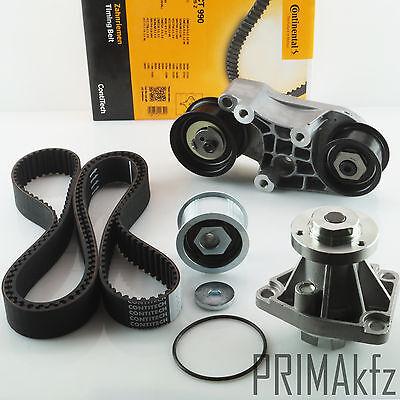 CONTI CT990 Zahnriemen + Rollensatz + Wapu Opel Omega B Vectra B Saab 2.5-3.2 V6 gebraucht kaufen  Gartz