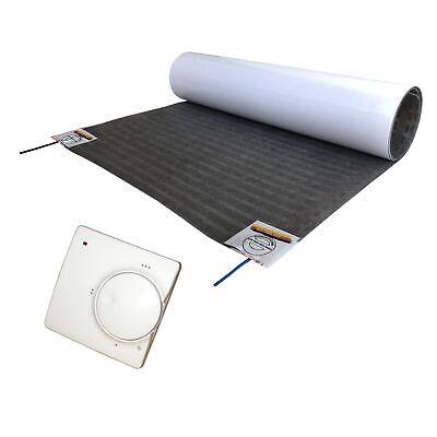 HoWaTech Lux 510 Elektrische Fußbodenheizung | Set Heizfolie und Regler